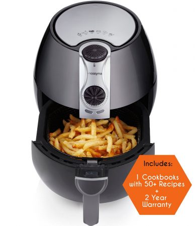 Air Fryer by Cozyna, Multi Cooker with Rapid Air Circulation System
