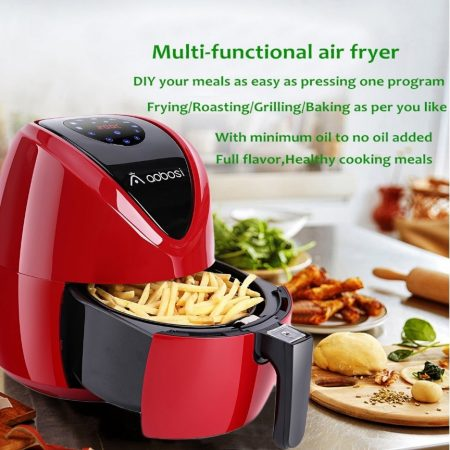 Benefits of owning an Air Fryer