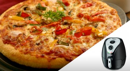 Lip-smacking Pizza