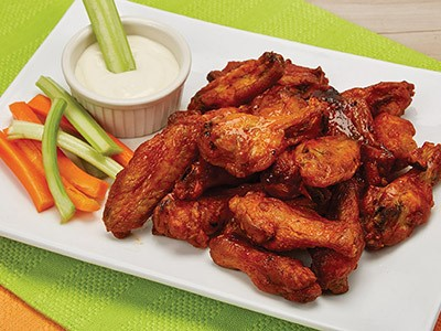 are you a big hot wing fan