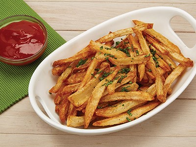 french fries to make you feel young at heart