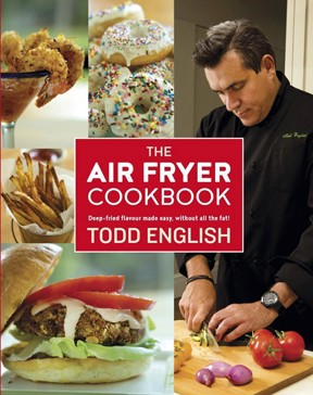 the Air Fryer Cookbook Deep-Fried Flavour Made Easy