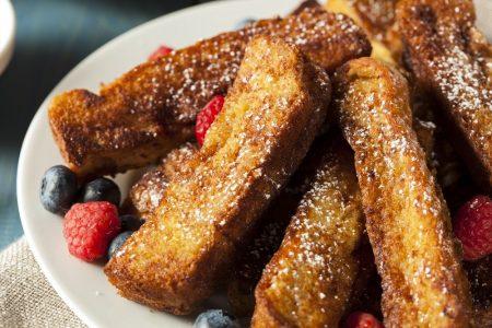 world's favorite breakfast - French Toast