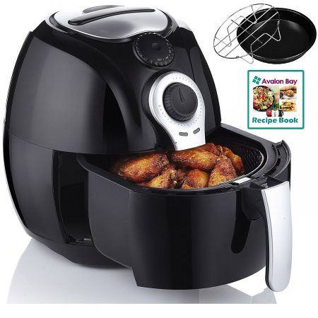 Avalon Bay air fryer for chicken wings