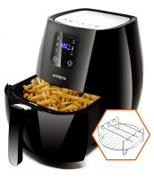 cozyna digital air fryer