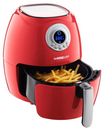 gowise usa 2 75 quart digital air fryer