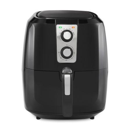 La Gourmet 5.5 Qt Black Air Fryer
