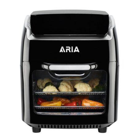 Aria 10 Qt. Black AirFryer